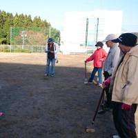 グラウンドゴルフサークル!(^^)!