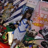 東京モーターサイクルショー 2017-006 TC 大上莉奈さん