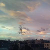 空の写真と「君の名は。」