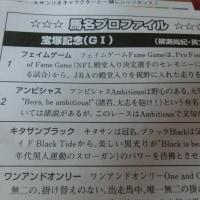 レーシングプログラムのGI 出走馬の馬名解説者・柳瀬尚紀さん死去