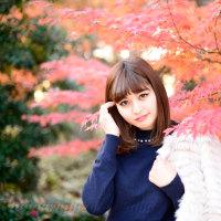 吉田夢さんを撮影させて頂きました。