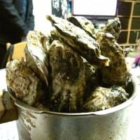 豪勢に牡蠣祭り!