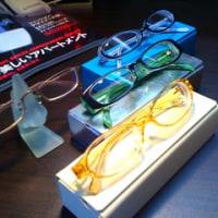 眼鏡、メガネ、めがね。