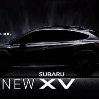 新型 SUBARU XV