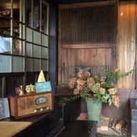 AIに見送られ…『engawa cafe』
