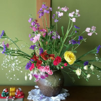 お正月用の花 NO.4