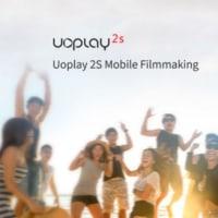 5%off-AIbird Uoplay 2S モバイル 映画制作 3軸 ブラシレス ハンドル ジンバル スタビライザー 360度 パノラマ 撮影 (スマートフォン用)在庫