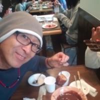 20170323_はうすてんぼす_楽しんでます🌷