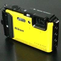 新カメラ,Nikon Coolpix AW130を使ってみて・その2…細かな不満はあるけど,スキー&ダイビングにはおススメのカメラ!