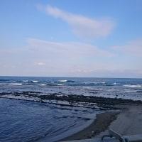 宮崎市新別府町土田の『辛麺屋 桝元 宮崎本店』から日南海岸 白浜~猪崎鼻に行ってきました。