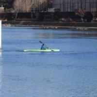 水上練習(H29.2.25)
