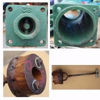 手押しポンプ:打ち込み式:中古良品 #手押しポンプ #井戸ポンプ