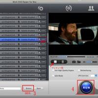 MacのOSでDVD動画をHTC J butterfly HTL21に取り込んで、再生する方法