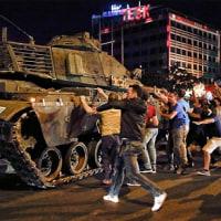 トルコ・クーデター未遂事件を機に、批判勢力一掃に向かう「スルタン」エルドアン大統領