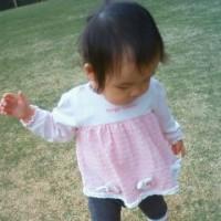 なみちゃん、1歳8か月になりました。