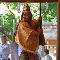 船橋大神宮の例大祭