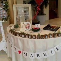 結婚披露宴本番