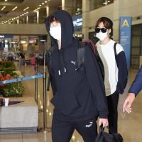 BTS 韓国へ帰国しました!(2017.6.26)