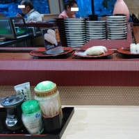 今夜は寿司でした(回転)