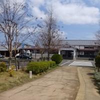 日本で2番目に古い現存駅舎、JR善通寺駅