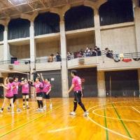 男女混合バレーボール選手権 C大会