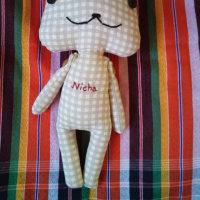 タイ人からもらったお土産 ตุ๊กตา ぬいぐるみ