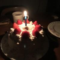 お誕生日…