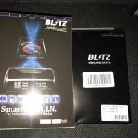 BLITZ Smart-B.R.A.I.N/スマートブレイン 到着!!