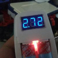 電圧チェッカー作ってみた