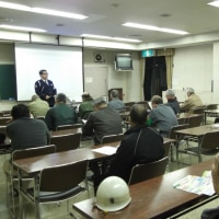 松原市の三宅公民館で交通安全講習会開催!
