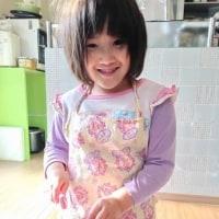長女6歳の誕生日会