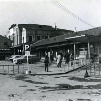 53年前の広島駅正面