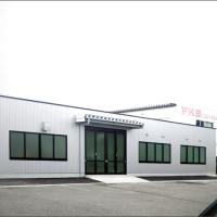 福井計器製作所様工場完成間近