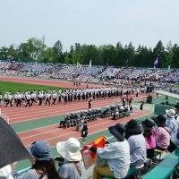 高校総体岩手県大会開会式