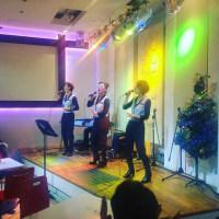 Heart & Soul Christmas Live @ココカフェ