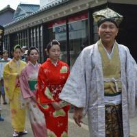 今井町並み散歩2017は 5月13日(土)~21日(日)/着物でジャズは14日(日) 茶行列は21日(日)!