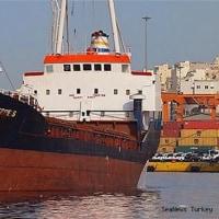トルコ船舶 Tinaztepe-SがリビアのMisrata沖で沈没、8人死亡