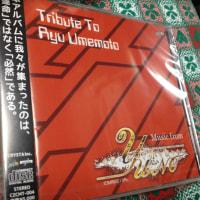 梅本竜トリビュートCDに1曲参加しました