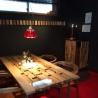 寄木のデザイン家具