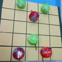 詰将棋に似た先を読む力を育てる手作りゲーム 『ニュートリーコ』