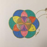 楽しかった「神聖幾何学HaReArt体験講座」❤