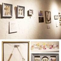 花のMABATAKI展 アクセサリー 8/31まで開催