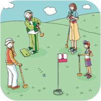 グラウンド・ゴルフ・・・デビューしました。 そして 『わたしがあなたを忘れることは決してない。』