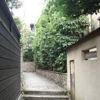 のんびりラン~神楽坂は路地探検