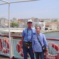 「エジプト・トルコ旅行記」 №36 フェリーでアジア側へ