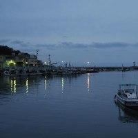 夜明けの鞆の浦