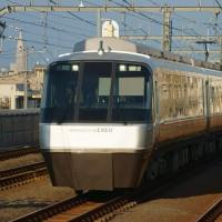 2017年3月27日 小田急 千歳船橋   EXEa はこね41号