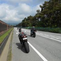 3号機で箱根→富士山スカイライン→本栖みちを走ってきた。