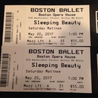 子連れでSleeping Beauty 観劇とオススメ席