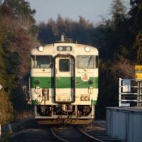2月26日烏山線 キハ40 その4